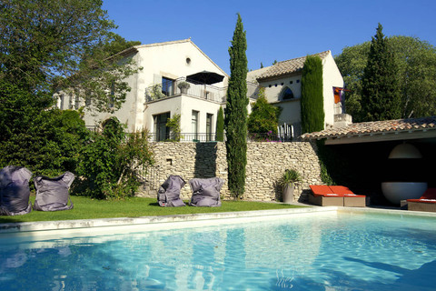Mas de lamarine luxury private rental intimate event venue taste of saint remy de provence